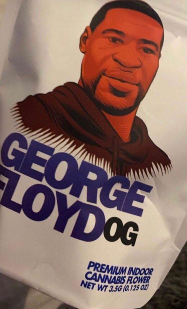 George FLoyd Cookies