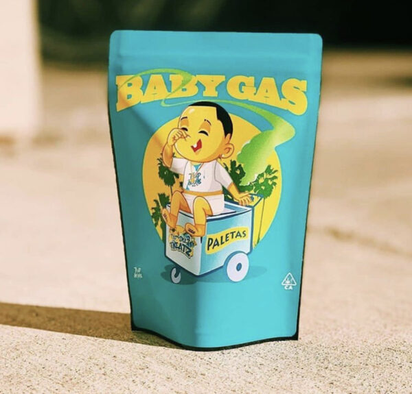 Buy Baby Gas Exotics