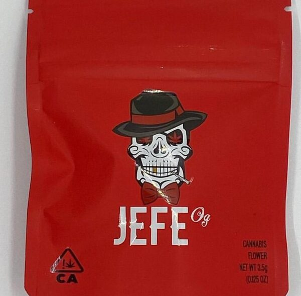 Jefe Og mylar bags is a source of CBD strain that's known for its uplifting effects. It's best to use it during the daytime once you buy Jefe Og cookies from Loudpackvape dispensary and enjoy it.